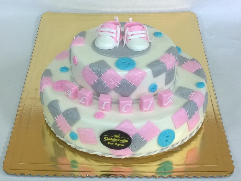 Torty Baby Shower nr 499