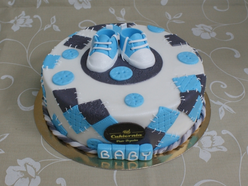 Torty Baby Shower nr 500