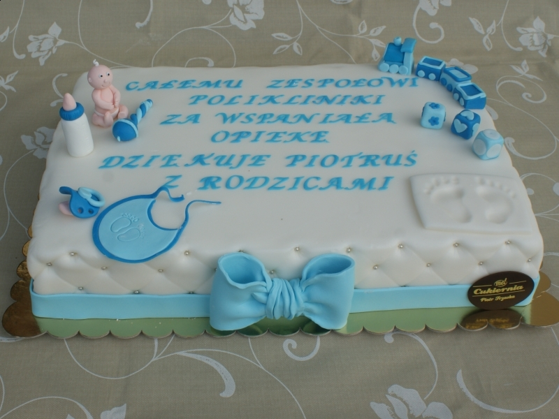 Torty Baby Shower nr 540