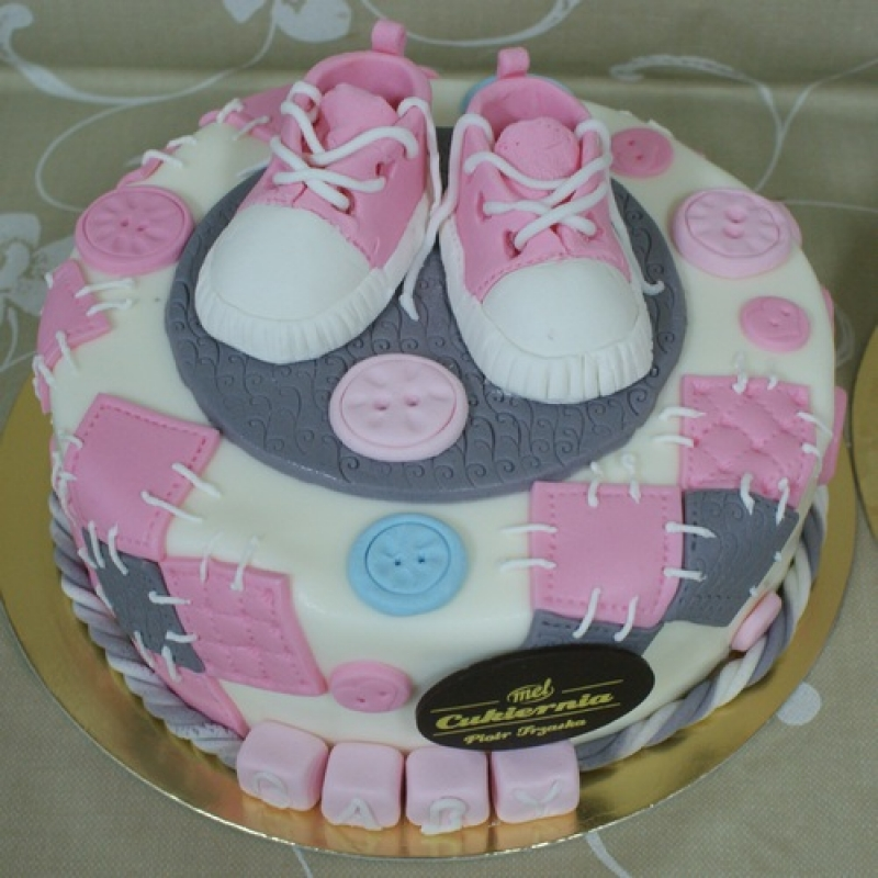 Torty Baby Shower nr 369